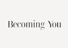 Becoming You logo